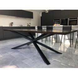 Centrální podnož k jídelnímu stolu typ X  19