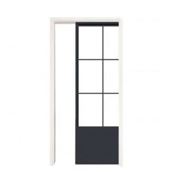 Ocelové posuvné dveře pro...