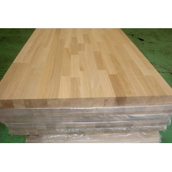 Masivní deska stolu dubová...
