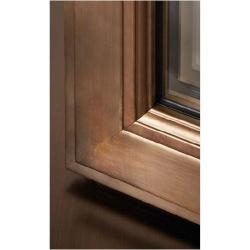 Bronzové okno s izolačním...