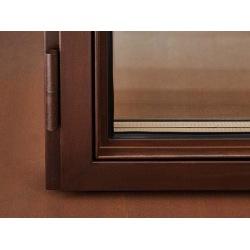 Cortenové okno s izolačním...