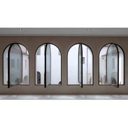 Cortenové okna s izolačním...