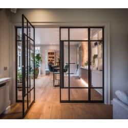 Interiérové ocelové dveře...