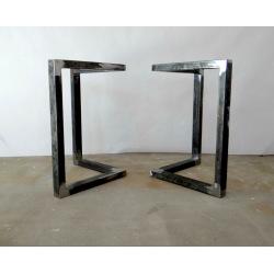 Ocelové podnoží stolu typ 2