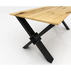 Industriální kovové nohy ke stolu typ 12