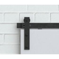 Posuvný systém Retro Barn s uchycením do stropu - pro 2 křídlo