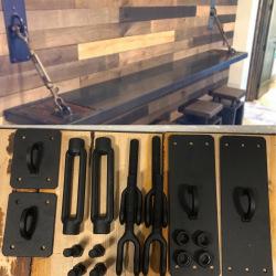 Industriální závěsný barový pult Loft