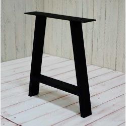 Ocelové nohy k jídelnímu stolu typ A14