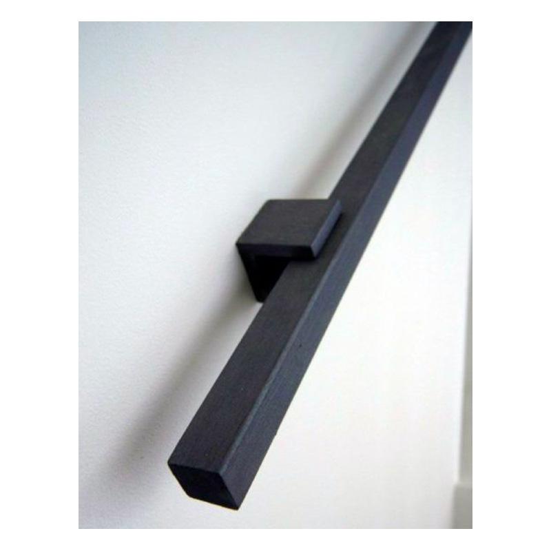 Moderní ocelové hranaté zábradlí typ 8