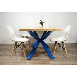 Kovová centrální noha stolu...